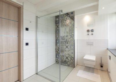 Apartment with walk-in shower on Rügen