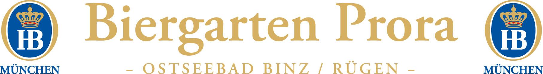Logo Biergarten Prora